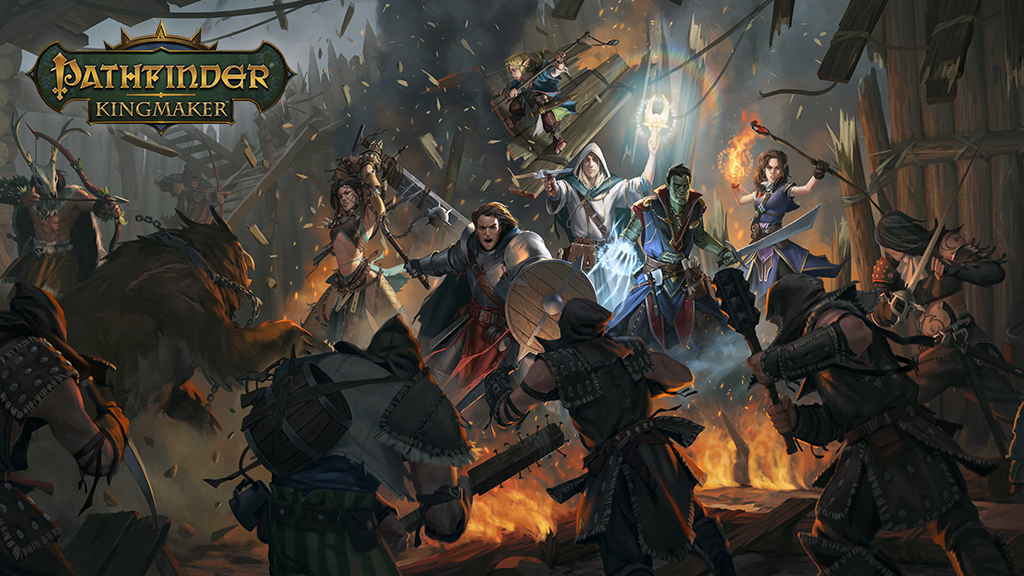 Pathfinder: Kingmaker PC/MAC/LINUX